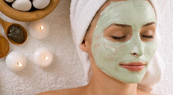 spa services - facials - nashua nh