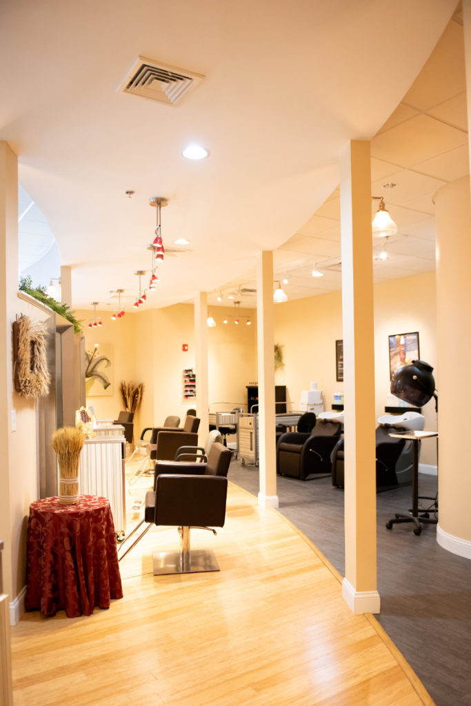 hair salon services nashua nh