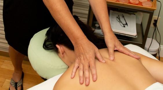 deep tissue massage - nashua nh